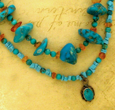The Gladys Necklace – A Tale of Two Grandmothers