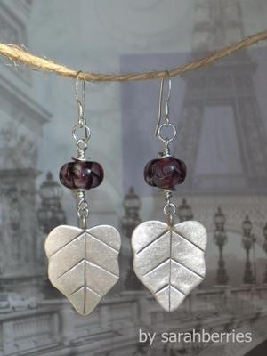 Hill Tribe Sterling Silver Earrings - Sarah Wiley
