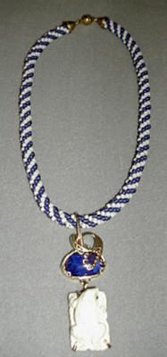 Necklace for my wirecrafted pendant