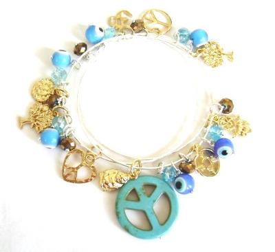 Lucky Charm Bracelets Jewelry Making Journal