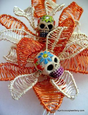 The Dias de Los Muertas Necklace