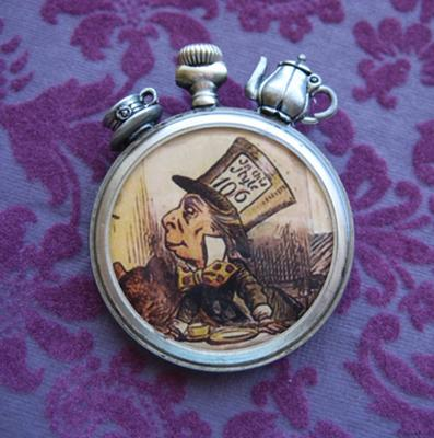 The Mad Hatter's Pocket Watch