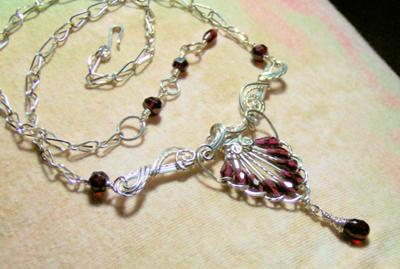 For a Victorian Lady's Jewel Box