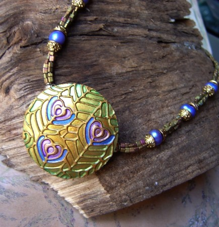 Polymer Clay Inspiration From Famous Clay Artist Jewelry