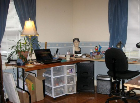 Workspace and Computer access