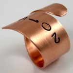 Adjustable Class Ring Tutorial by Rena Klingenberg