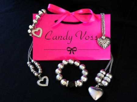candy voss silver jewelry