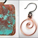 Copper Jewelry by Rena Klingenberg