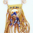 handmade medicine bag necklace