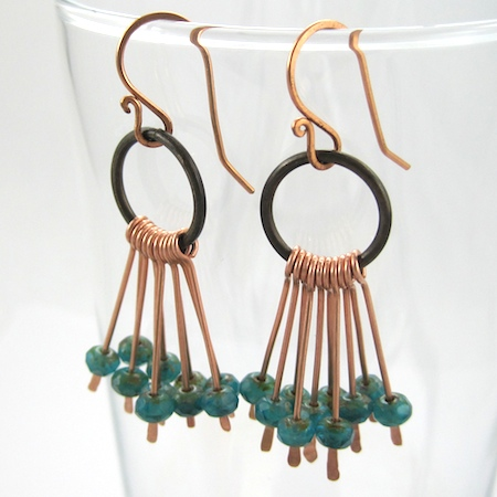 Waterfall Earrings (Tutorial)