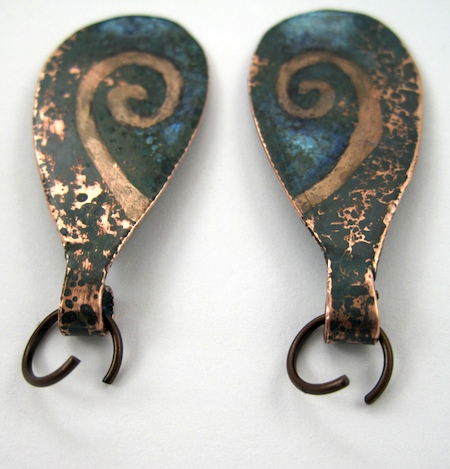 Jump rings for earrings