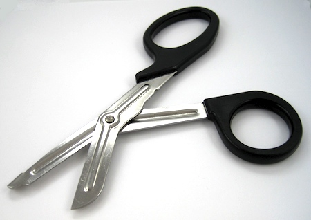 Heavy utility scissors