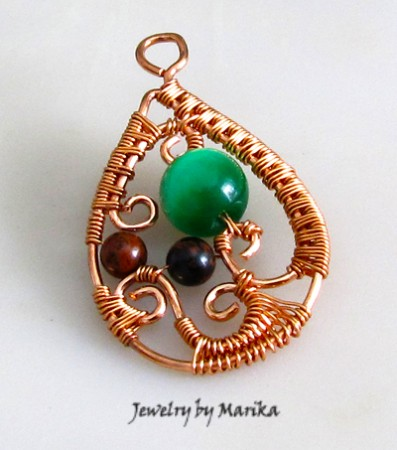 Tree of life wire pendant tutorial new wiring diagram 2018 whimsical tree of life jewelry making journal living tree pendants moon with tree of life pendant tutorial wire wrapped tree of life on tree of life wire mozeypictures Choice Image