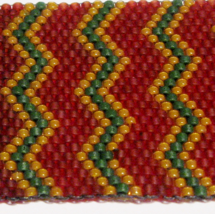 Easy Fix for Peyote Stitch
