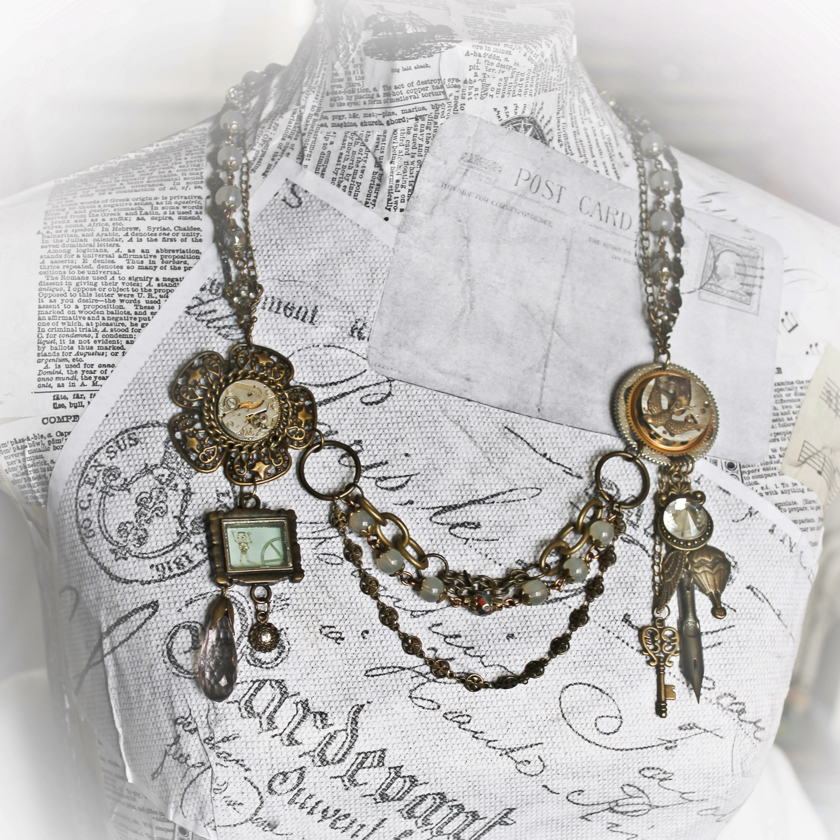 Is Steampunk Jewelry a Craft or an Art?