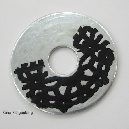 Lacy Jewelry Tutorial by Rena Klingenberg