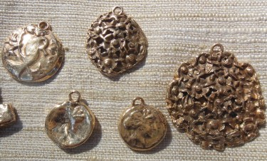 examples of bronze charms