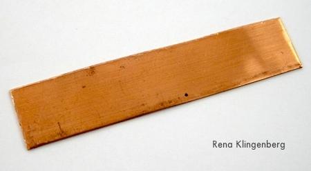 Rugged & Rustic Adjustable Ring - tutorial by Rena Klingenberg