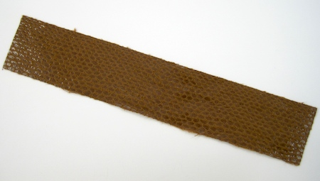 Fabric for Belt Buckle Bracelet - tutorial by Rena Klingenberg