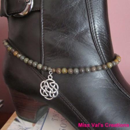 Boot Bracelets Jewelry Making Journal