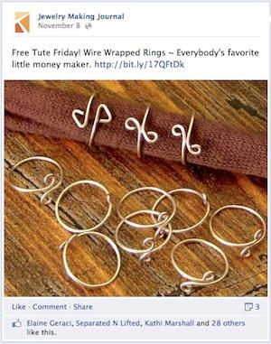 Free Tute Friday - JMJ FB