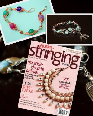Rups Creations on Magazine