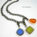 Changeable Charm Necklace (Tutorial)