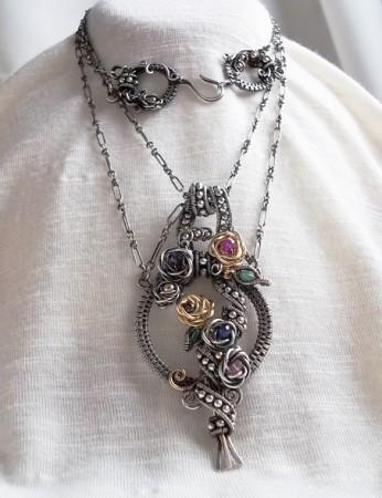 KSchroeder: Dearest Necklace 1