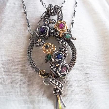 KSchroeder: Dearest Necklace 3