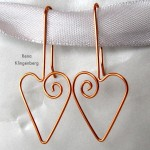 Heart Earwires (Tutorial)