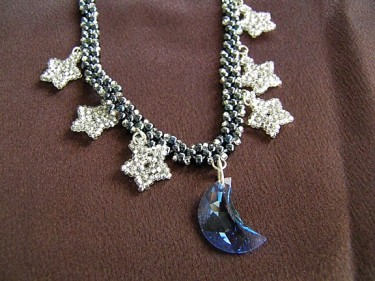 Gypsy Moon Necklace