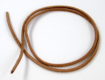 Leather cord for Safari Leather Bracelet for Guys & Gals
