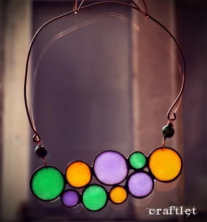 EKiosse: Colorful transparent jewelry  1