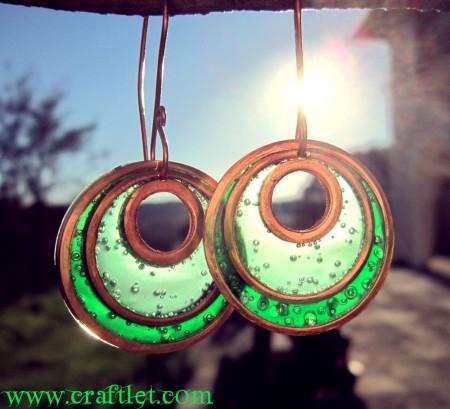 EKiosse: Colorful transparent jewelry 2