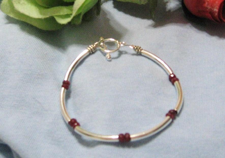Curved Tube Bracelets