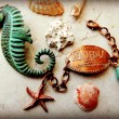 JWilliams: Seaside Bracelet 1