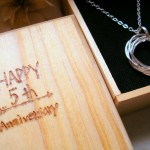 Wedding Anniversary Gift Box