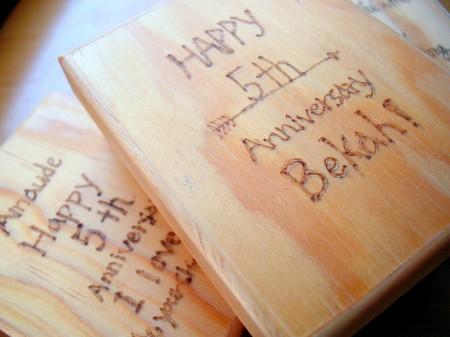 custom inscription