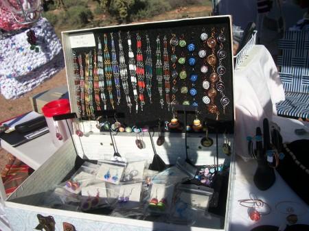 KHermann: My Arizona Jewelry Display Booth 3