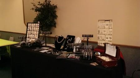 MAntonetti: Chain Maille Jewelry Display 1