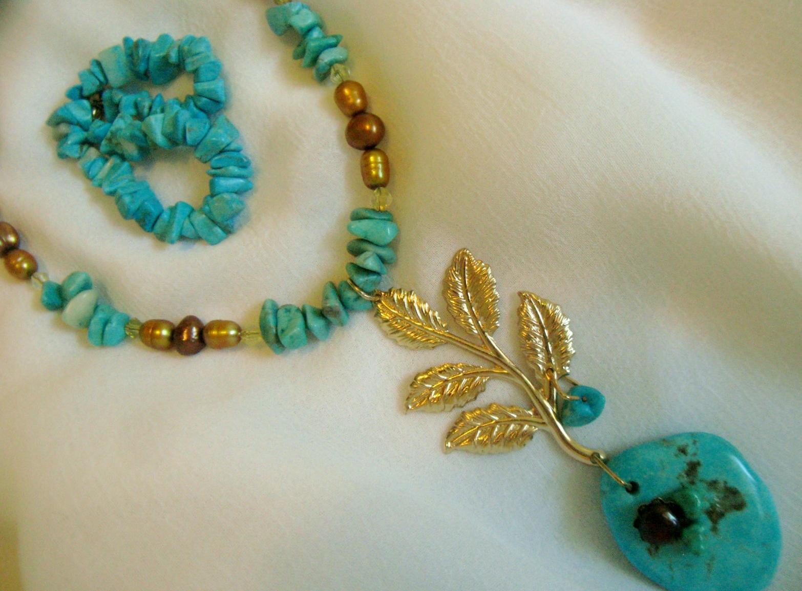 Sleeping Beauty Turquoise Creations