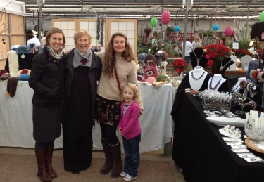 TPogue: Eco-Friendly, Family Collaborated Jewelry Booth 3