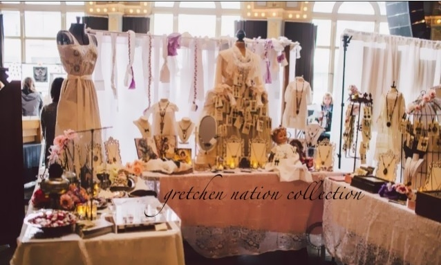Vintage Wedding Show for Plucky Maidens