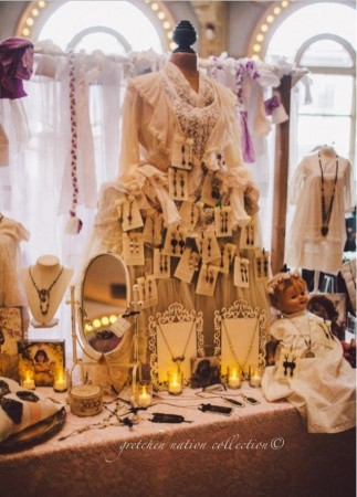 GNation: Vintage Wedding Show for Plucky Maidens 4