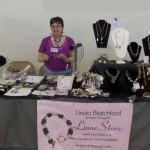 Jewelry Display for Indoor Show