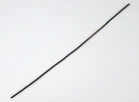 Cut wire for Teardrop Window Earrings - tutorial by Rena Klingenberg