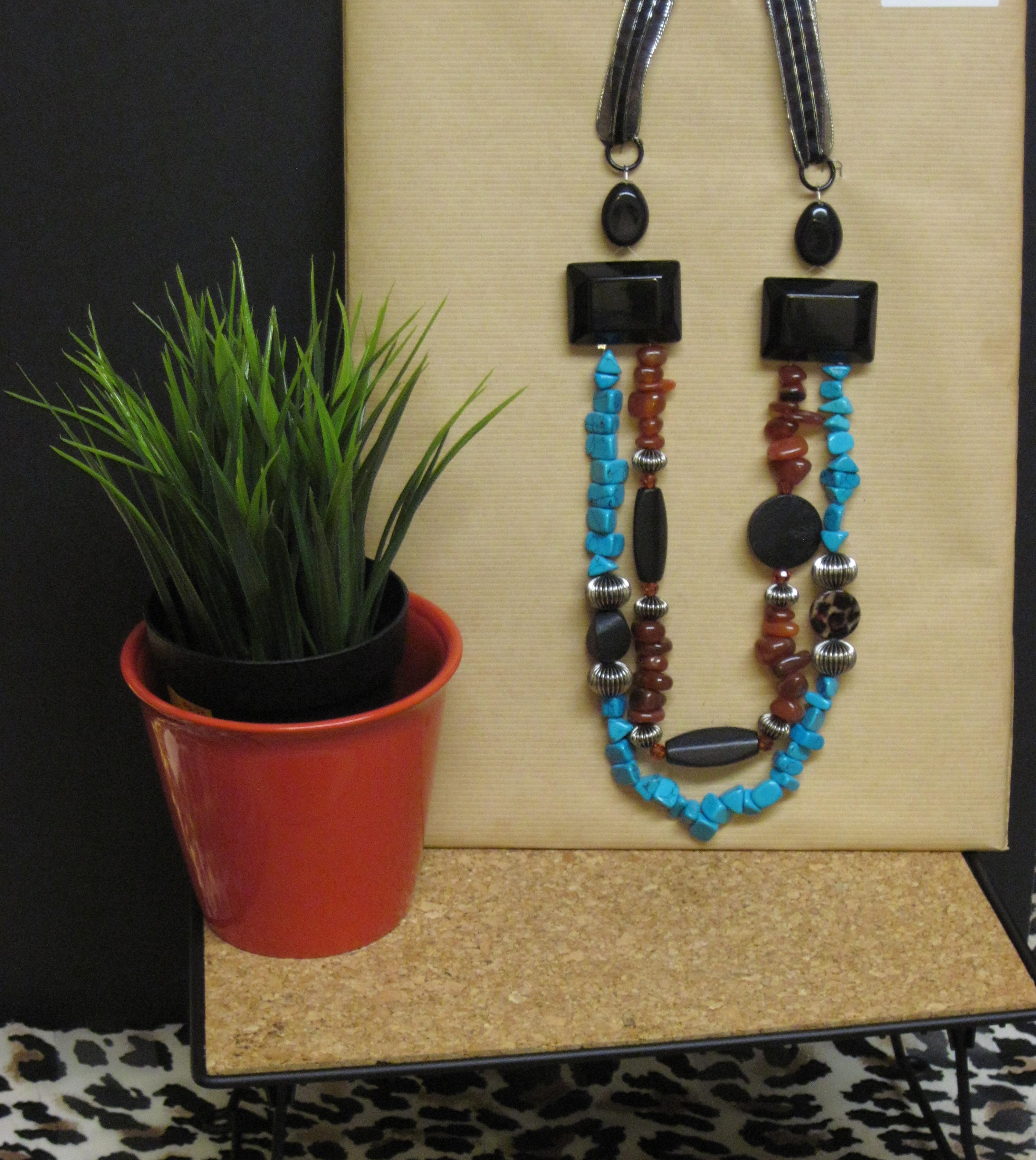 DIY Jewelry Display Boards