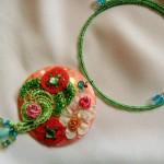Potpourri Garden Necklace