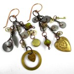 Boho Steampunk Earrings (Tutorial)
