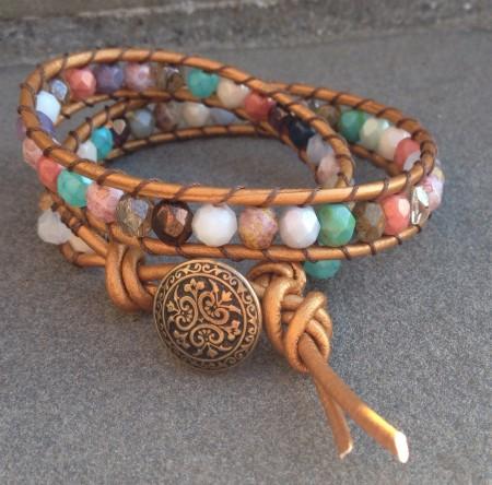 SLove: My First Wrapped Bracelet